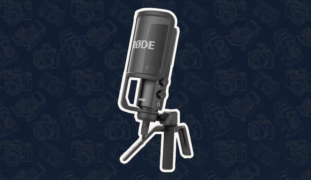 Review: Rode NT-USB Microphone