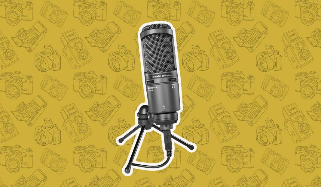 Review: Audio-Technica AT2020USB+ Microphone